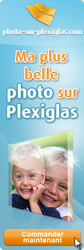 Ma plus belle photo sur plexiglas