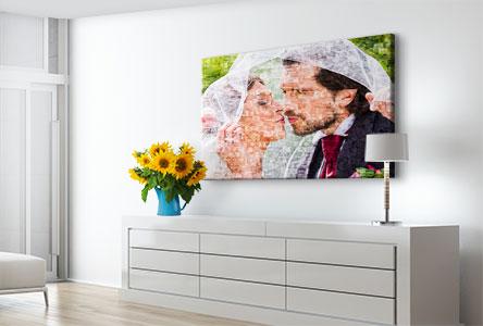 Salon-couple-mariage-mosaique-toile