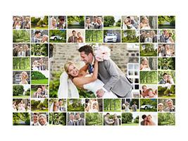 collage slider plusieurs photos distributeur
