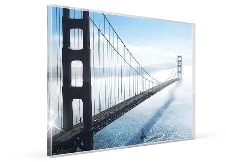 decoration de bureau plexiglas vue