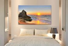 panorama-photo-sur-toile-coucher-de-soleil